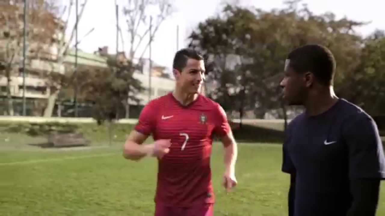 cancion de nike football winner stays