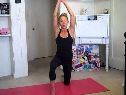 Ten Minute Total Body Stretch