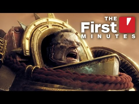 The First 10 Minutes of Dawn of War 3