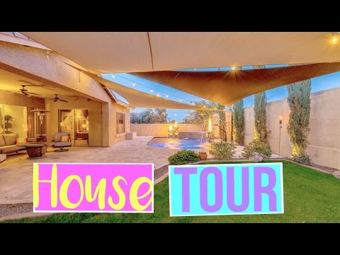 2017 House Tour! | Sasha Morga