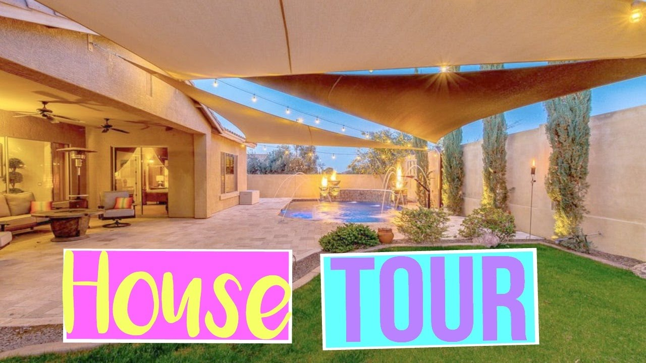 2017 house tour sasha morga youtube for Housse storio max 7
