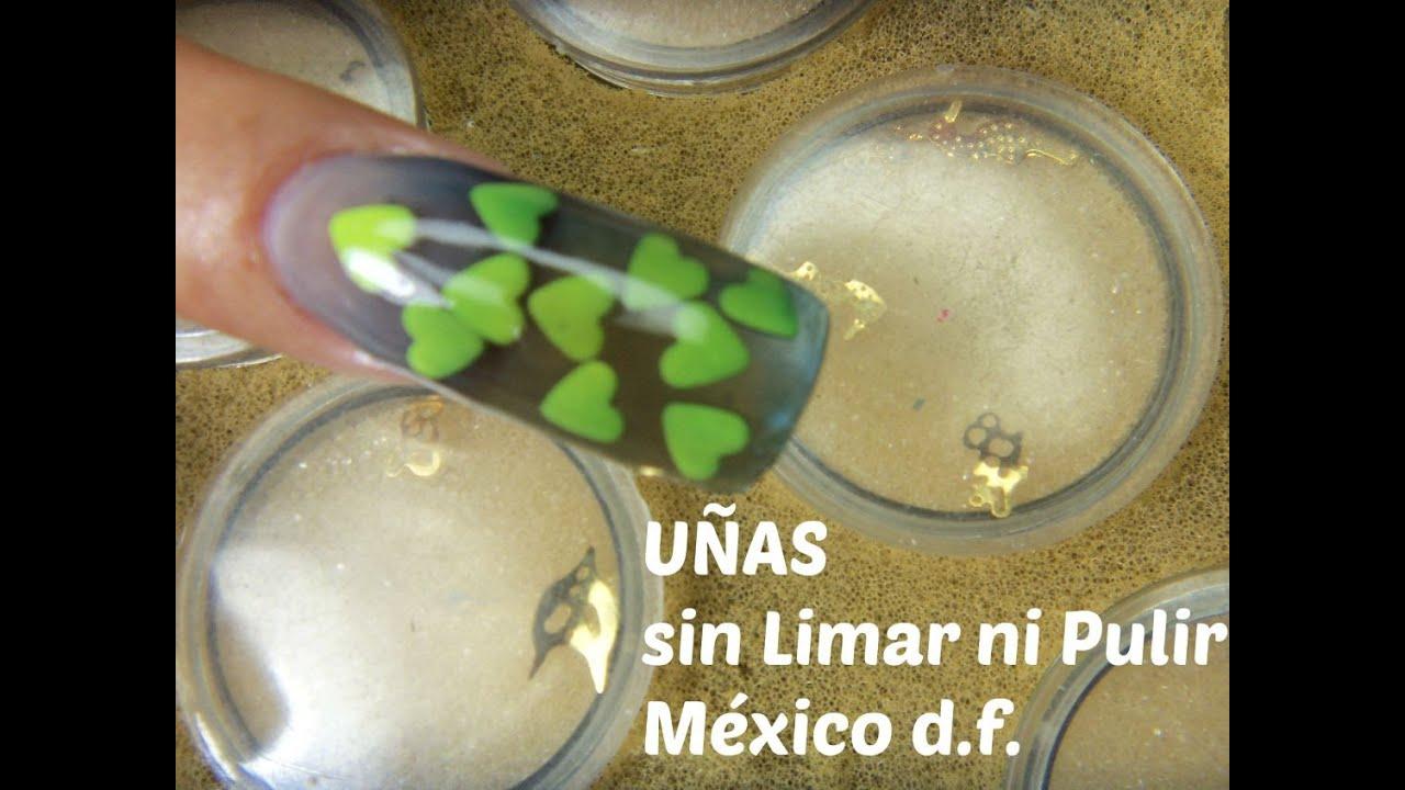 Lujo Uñas Negro Arte De La Pluma Ideas Ornamento Elaboración ...