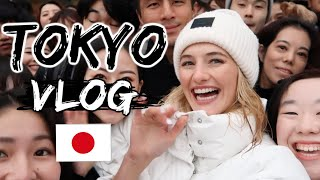 Tokyo Vlog - My Week In JAPAN
