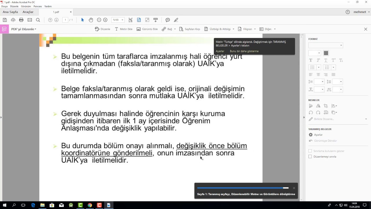 pdf dosyas n excel cevirme program indir turkce