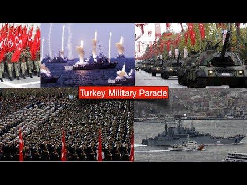 Turkey Military Parade 2017