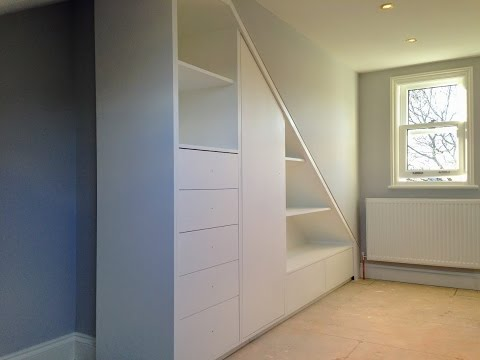 How To Build A Fitted Loft Wardrobe A Must See Time