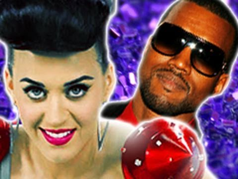 ET - Katy Perry Ft. Kanye West -- Official Music Video Parody