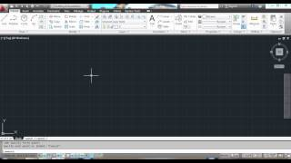 Part 2: Autocad 2012 Introduction & How To Draw A Line