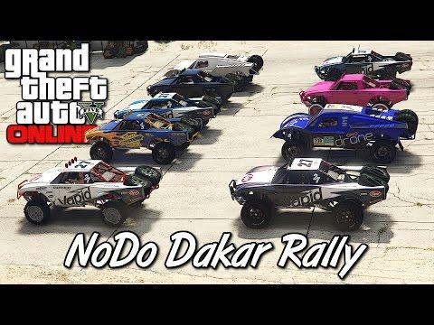 GTA 5 Racing - NODO Dakar Rally