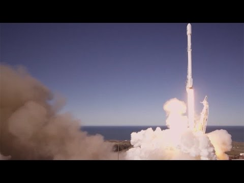 SpaceX to re-launch Falcon rocket next month from KSC