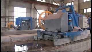 Производство пустотных плит перекрытия(Современное производство плиты перекрытия безопалубочным способом формования., 2014-05-28T07:40:07.000Z)