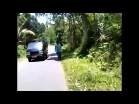 Adrenalline Longboard Downhill (Lombok Nature)