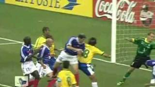 1998 FIFA World Cup France - Brazil VS France