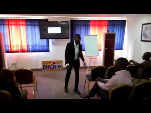 Seminar held in the Lagos office PIUNI all the way