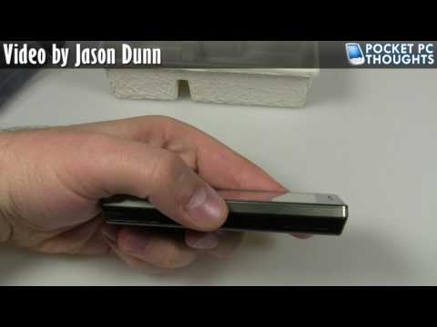 UNBOXING: HTC Touch Diamond2