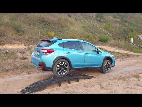 2020 Subaru XV & Forester E-BOXER - Offroad | Autofilou [1080p60]