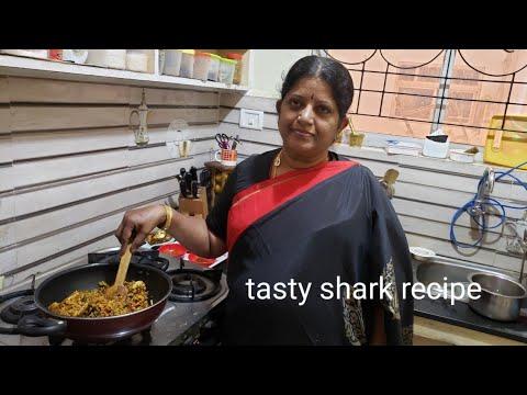 Shark Fish Puttu Recipe // East Godavari Special Recipe // Sura Puttu Recipe