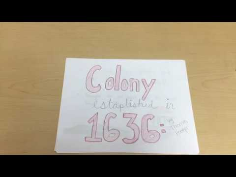 Connecticut Colony By: Jenna Moebs, Ian Mercer, Alexandra Montoya