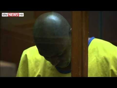 Michael Jace Pleads Not Guilty To Wife's Murder (8:14am )