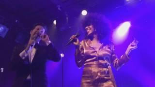 "Mayer Hawthorne & Gavin Turek (Tuxedo) - ''Shine"" - Live"