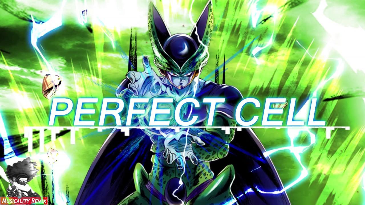 Dragon Ball Z – Perfect Cell Theme (Trap Remix)   [Musicality Remix]