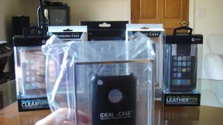 HUGE iPHONE 3G/3GS CASES GIVEAWAY - 2000 SUBSCRIBER GIVEAWAY - OPEN