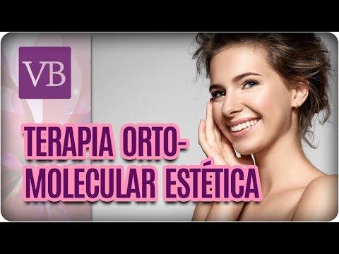 Terapia Ortomolecular na Estética - Você Bonita (02/08/17)