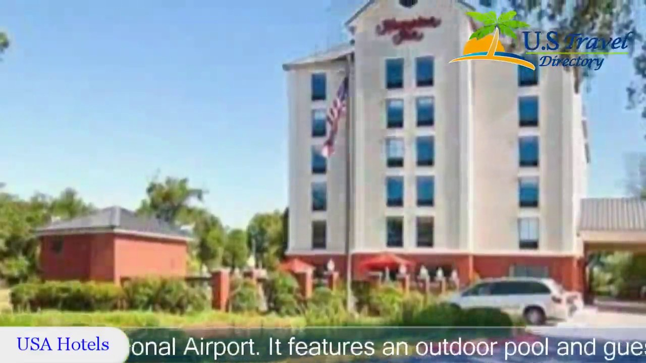 Hampton Inn Biloxi Beach Boulevard Hotels Mississippi