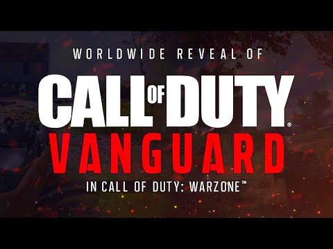 CALL OF DUTY VANGUARD WORLD REVEAL *CÓMO VER EL EVENTO* 2021 - AlphaSniper97