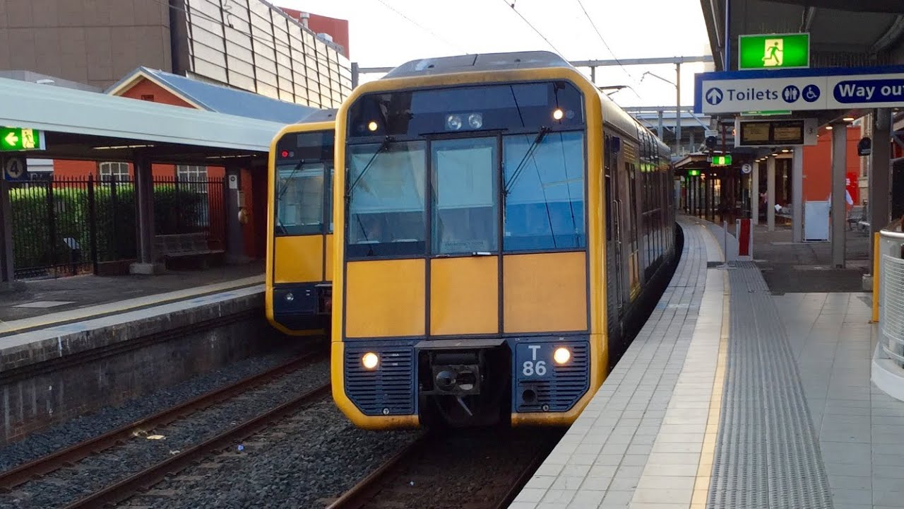sydney trains vlog 5960x - photo#11