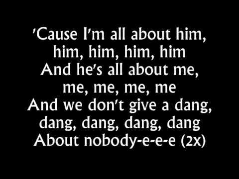Auburn - All About Him (Lyrics on screen and discriptions)