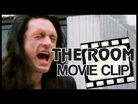 Download Youtube: Oh, Hi Mark - Rooftop Scene #1 - The Room (2003) - 4K (HD) Scene Clip
