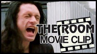 Oh, Hi Mark - Rooftop Scene #1 - The Room (2003) - 4K (HD) Scene Clip