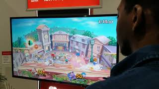NAKAT Pokemon Trainer Vs D1 Sheik Super Smash Bros Ultimate