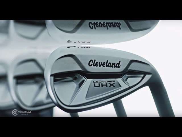 Launcher UHX Irons — Forgiveness AND Control