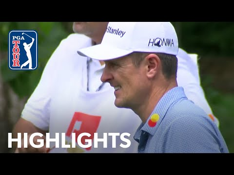 Justin Rose's highlights | Round 2 | Wells Fargo 2019