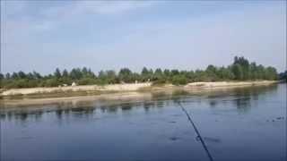 Місце для рибалки: р. Десна, село Вища Дубечня Київської області(, 2014-06-05T10:54:14.000Z)