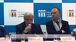 Rueda de Prensa Fondos Concursables 2017 - 2018