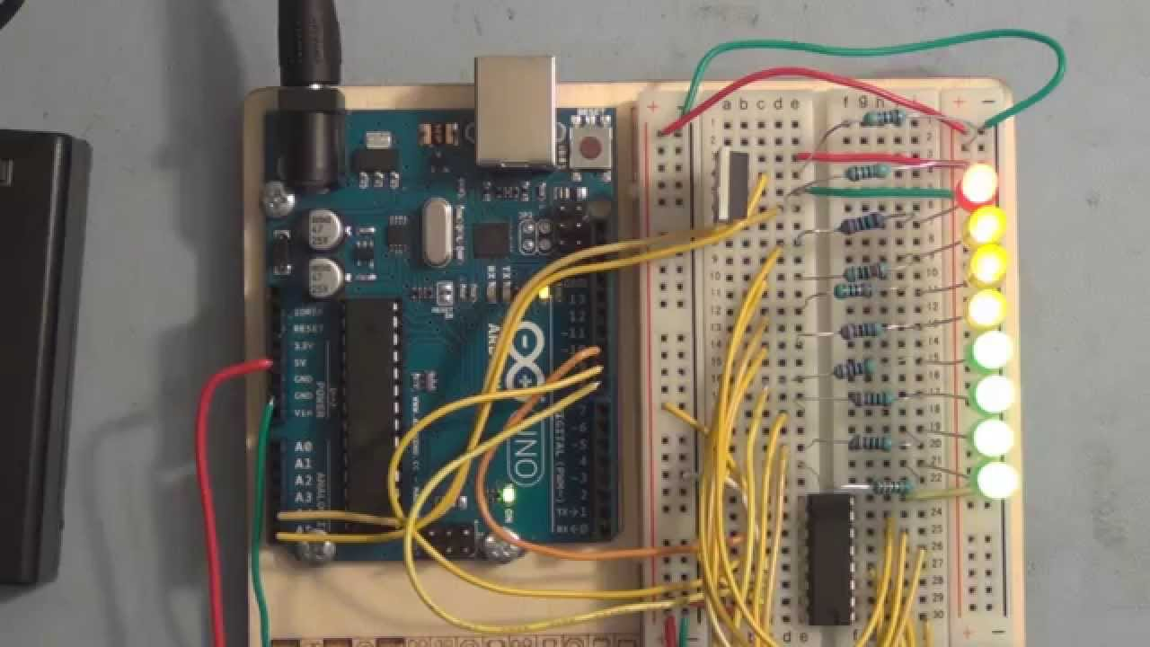 Shftinexmp also Hqdefault together with Maxresdefault besides Arduino Forum B also Maxresdefault. on arduino shift register