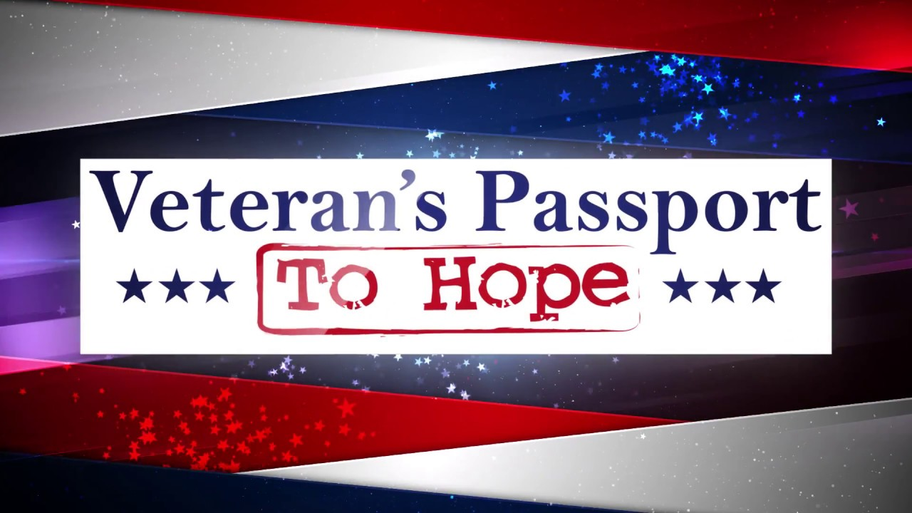 Veteran's Passport To Hope Non-Profit Saves Veterans Lives in Colorado