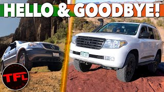 It's Time To Say Goodbye To Our TFL Pro Toyota Land Cruiser — Here's What We Bought To Replace It!