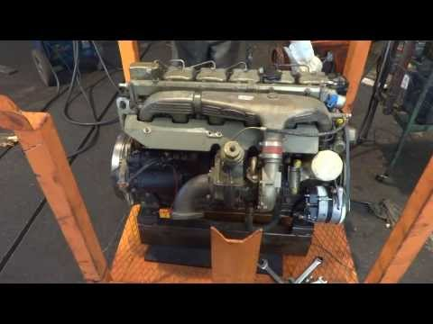 Motore VM 6 cilindri turbo