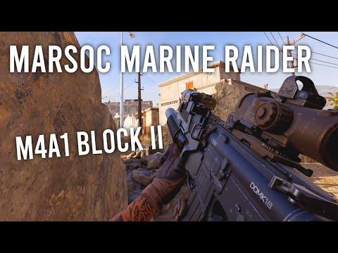 INSURGENCY SANDSTORM - MARSOC Marine Raider Loadout (BRUTAL REALISM/NO COMMENTARY/4K/ISMC) |