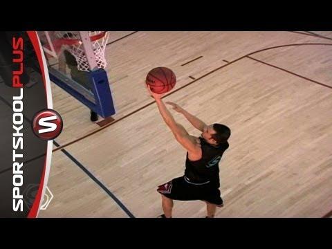 Basics of Basketball Shooting with Pro Basketball Coach Bill Walton