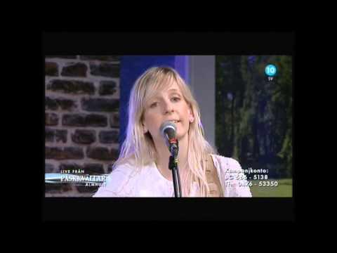 Emilia Lindberg Med Bosse Och Ingemar  Sång Jag önskar Att Se Jesus Först Av Allt