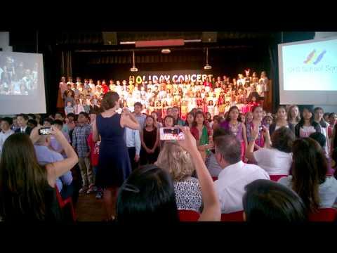 OVERSEA FAMILY SCHOOL SONG