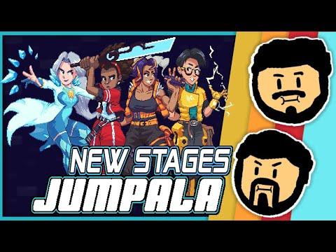 Jumpala - NOOO! They Took My Four!  
