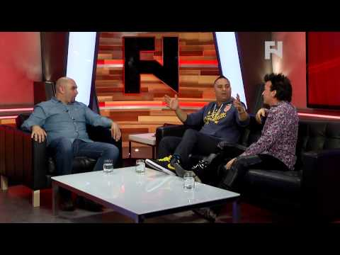 5 Rounds with Russell Peters In Studio