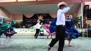 Danza Folklorica Guapango Chorotega