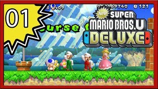 Baixar New Super Mario Bros. U Deluxe - Part 1 (4-Player)